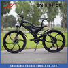 FJ-TDE05, electric scooter bicycle with pedals en 15194