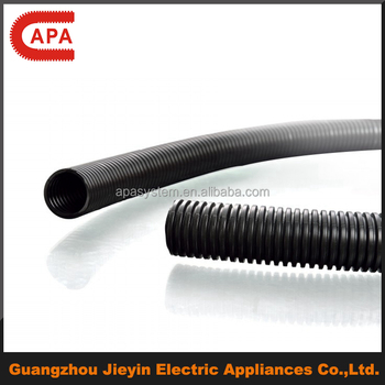 Good quality flexible corrugated HDPE pipe With UL,CE&ROHS
