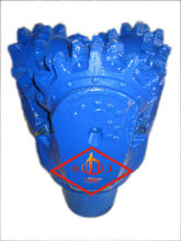 API 8 1/2 water well drilling bit/ steel tooth drill bits for oilfield