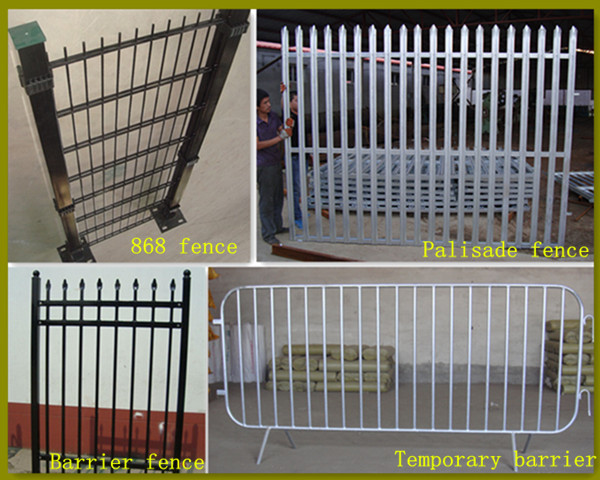 Made in China enclosure security screen panels solid H piers supported high security anti climb 358 grill fence panels