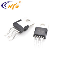 TDA2003 Audio amplifier IC TO220-5 Package high performance Sound amplifier chip TDA2003 Integrated Circuits