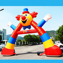 Best sale inflatable clown/ Inflatable Clown Entrance for commercial advertising