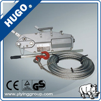 Hot Style Outdoor Used Pulling Block Cable Pulling Equipment
