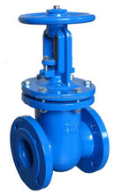 BS Cast iron rising stem Gate Valve,metal seated,BS5163 BS10-TABLE-D