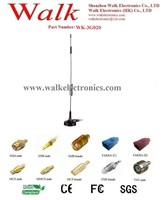 high gain 3g car antenna, 9dbi 3g gsm whip antenna, multi Band magnetic mount Antenna