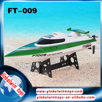 Double Horse FT009 2.4G 4CH Brushless Boat Electric High Speed Water Cooling RC Boat Trailers for Sale