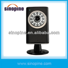 SP360 P2P IP Camera Supports 802.11.b/g/n Wireless Protocol & Built-in Microphone