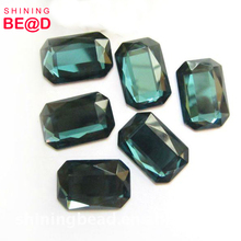 High Quality Rectangle Acrylic Rhinestone