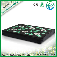 Full spectrum COB 900w vertical farming used led grow lights