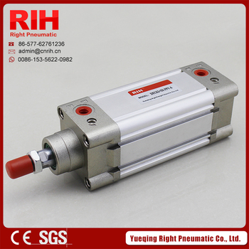 DNC Series double acting pneumatic cylinder