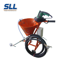 Rputable Manufacture of High Quality Spraying Lime Mortar Machine