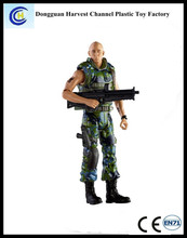 Plastic Soldier Action Figure Toy