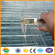60*60mm reinforcing galvanized /hot dipped welded wire mesh panel without bending in stock