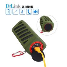 Portable Waterproof Multi-function Power Bank for mobile smartphone,Wireless Outdoor Pc Subwoofer car bluetooth speaker