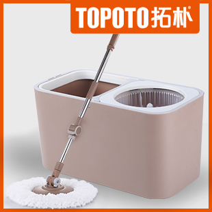 2016 Newest cleaning products wash and dry separate spin mop 360