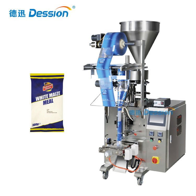 Sugar Salt Pepper Packaging Machine With Small Packing Machine