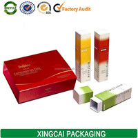 China Custom Packaging Printed White Paper