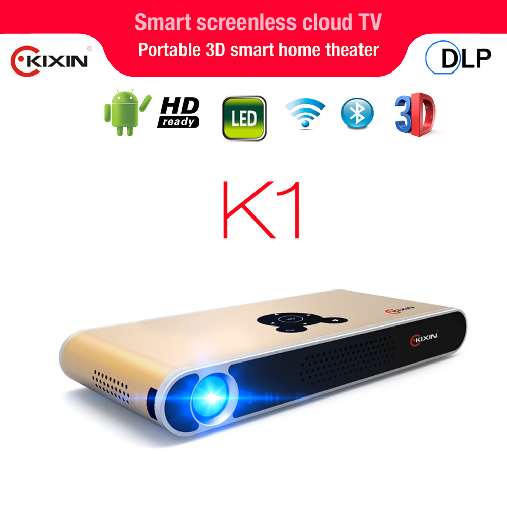 1080P 3D LED Projector with Android