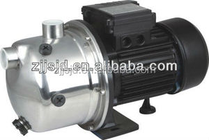 JS-100S automatic centrifugal pressure booster stainless steel food 12 volt mini water pump