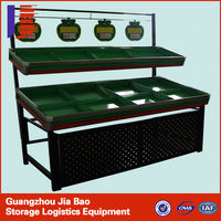 Steel 2 Tier Fruit And Vegetable
