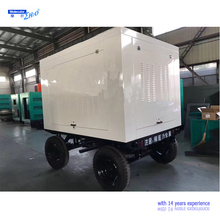 China Made RO Mobile Portable Water Desalination Plant