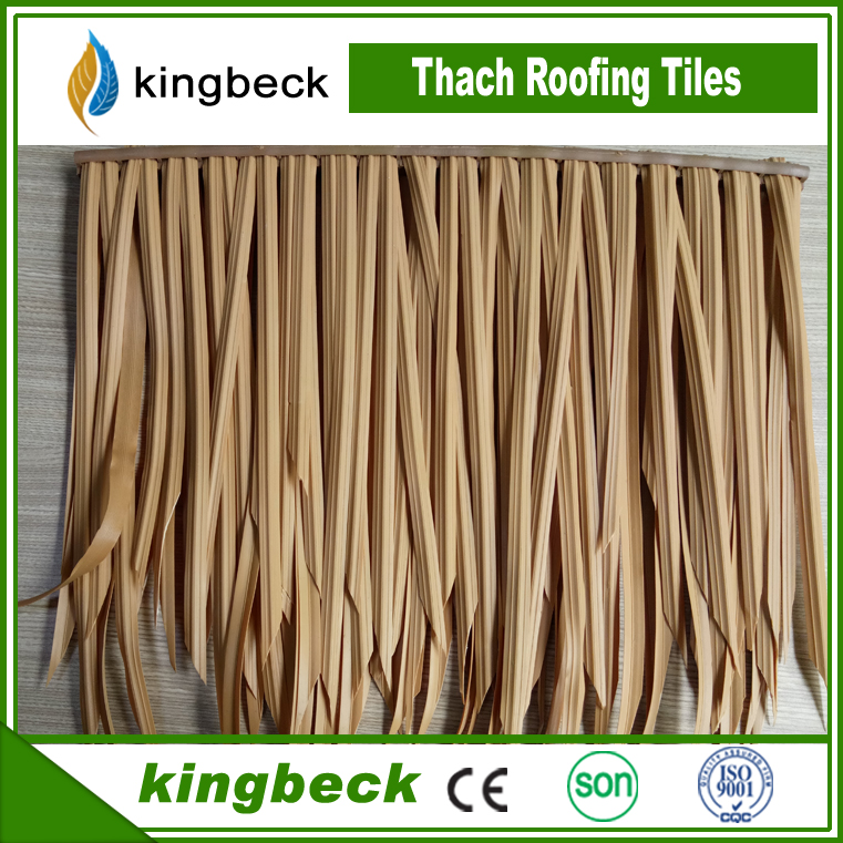 Cottage Thatch Roofing Wholesale Best plastic rubber thatched types of roof tiles
