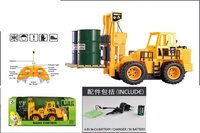 6CH RC Forklift Truck