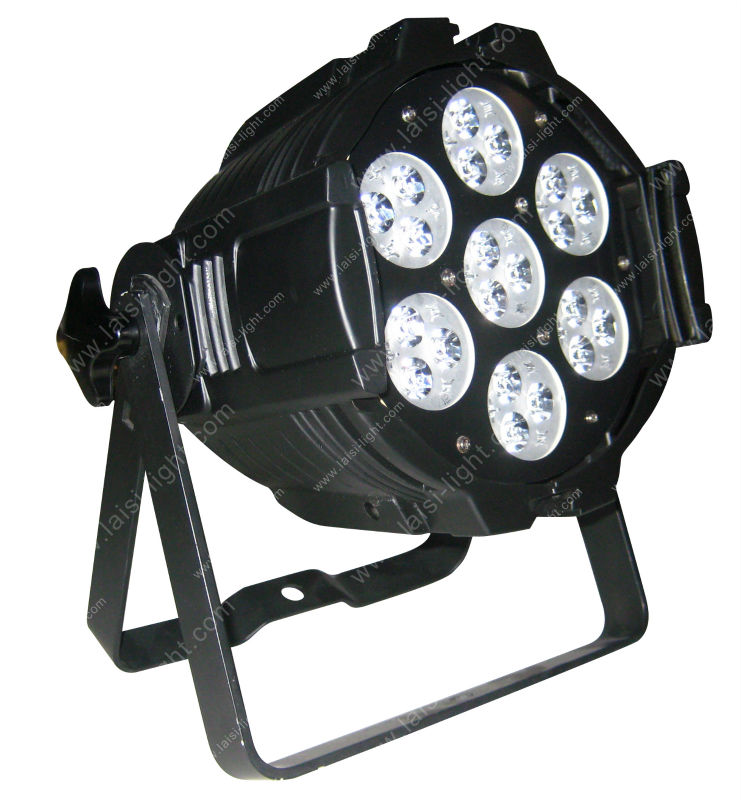 Outdoor 9w 21PCS 3in1 LED Par RGB Light