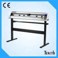 Teneth48'' High quality vinyl cutting ploter/coreldraw/adobe/AutoCAD/AI supported/servo motor