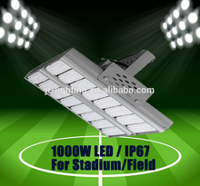 Aluminum Module Lighting 1000W High Power LED Tunnel Floodlight Outdoor Stadium Light