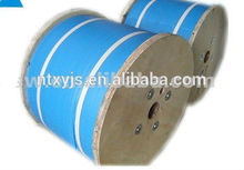 Modern design pu coated wire rope with low price