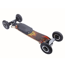 Off Road Electric Skateboard Long Boosted Board Brushless Dual Hub Motor for Kids as Christmas gifts New year gifts