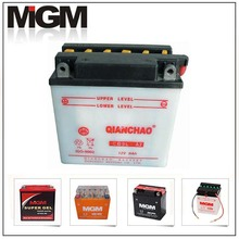 Factory CB9L-A2 motorcycle battery/fast charging battery motorcycle
