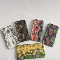 2016 mobile phone accessories snakeskin pattern for huawei g730 cover case