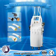 Professional tripolar rf+vacuum radio frequency lose weight for wholesales