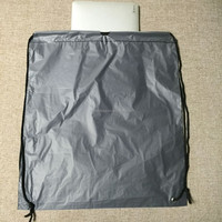 mobile phone plastic drawstring bag for apple iphone/ for apple ipad electronic bags