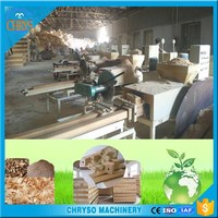 Used Export Packing Pallet Block Making Machine Equipment for wood /sawdust /wood shaving