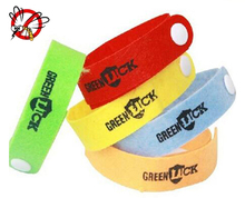 Insect repellent bands custom mosquito repellent bracelet for sale