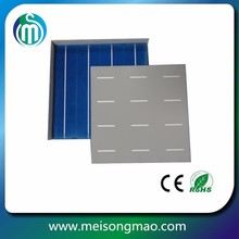 High conversion rate poly solar cells with competitive price