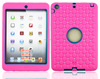 Luxury rhinestone shockproof protective case for iPad mini 1 2 3