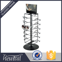 Hot new products showroom table sunglass display stand