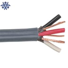 Size 2awg Sunlight Resistant Jacket 600v Bus Drop Cable