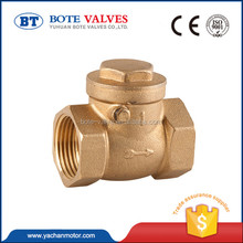 good market two way i inch brass faucet check valve