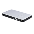 2017 Cheap 1+8g LED android4.0 DLP Smart mini Mobile projector