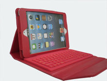 New arrival welcomed bluetooth keyboard cover for Ipad mini