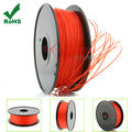 Red 3mm 1.75mm 3D printer filament ABS filament,abs 3d printing filament