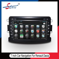 Android Automotive GPS For Dacia Renault With DVD Player/Navigation