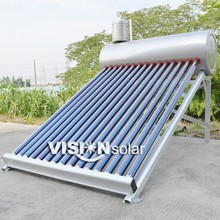 Vacuum Tube SABS Approved Solar Water Heaters China