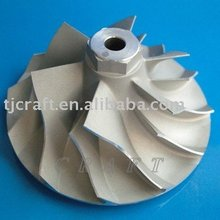 Compressor wheel for GT3776 Turbochargers