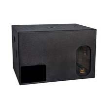 600W birch plywood 18 inch subwoofer speaker box(KT18B)
